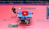 平野早矢香VS田志希(長時間)スペインオープン2015