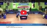 クレアンガVSユージーンワン フランスリーグ2015