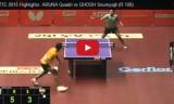 アルナVSゴーシュ(1回戦)世界選手権2015