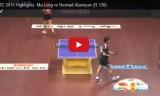 馬龍VSアラミヤン(1回戦)世界選手権2015