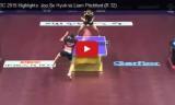 朱世赫VSピッチフォード(3回戦)世界選手権2015