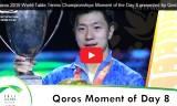 馬龍が歓喜のあまり・・世界選手権2015