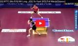 馬龍VS朱世赫(高画/長)世界選手権2015