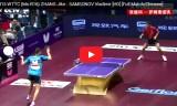 張継科VSサムソノフ(高画/長)世界選手権2015