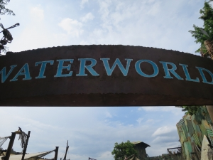 Waterworld Entrance