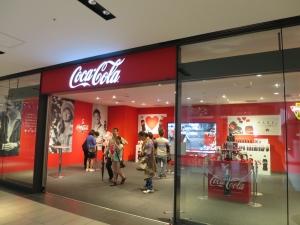 Coca Colaストア