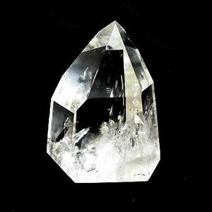 ウジャト ハイクオリティーレインボー水晶ポイント20