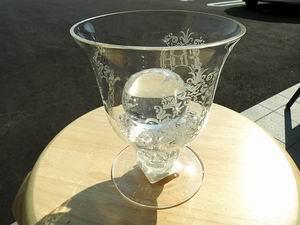 吉方位 水瓶水晶に特上のチップ1