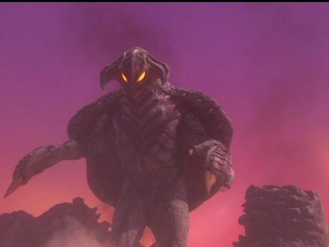 惑星アーブを襲うボガール