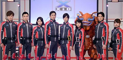 特殊防衛チーム Xio