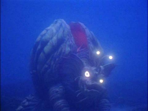 深海貝獣 ジェルガ