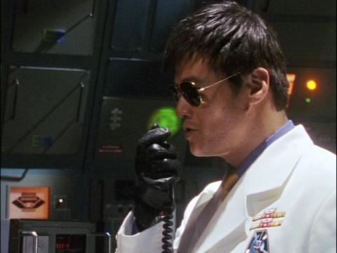 G.U.A.R.D. 柊准将(演:大和武士)