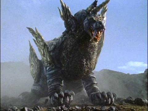 地殻怪地底獣 ティグリス(アルブームティグリス)