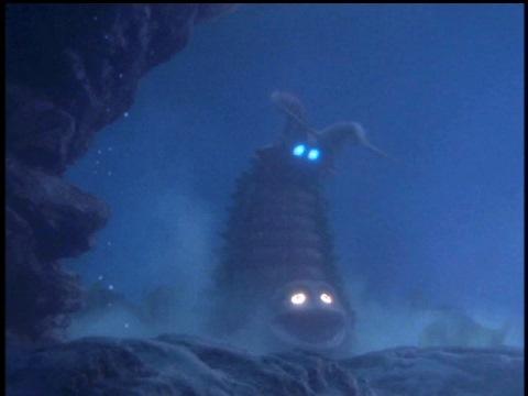 海底で孵化したツインテール