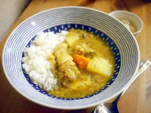 カラスヤサトシの「和カレー」