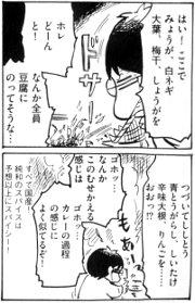 「カラスヤサトシのびっくりカレー おかわりっ!!」(新書館/カラスヤサトシ)より