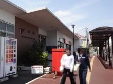 13:02 JR塩釜駅