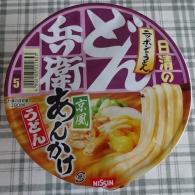 どん兵衛 京風あんかけうどん 81円
