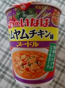 トムヤムチキン味ヌードル 108円