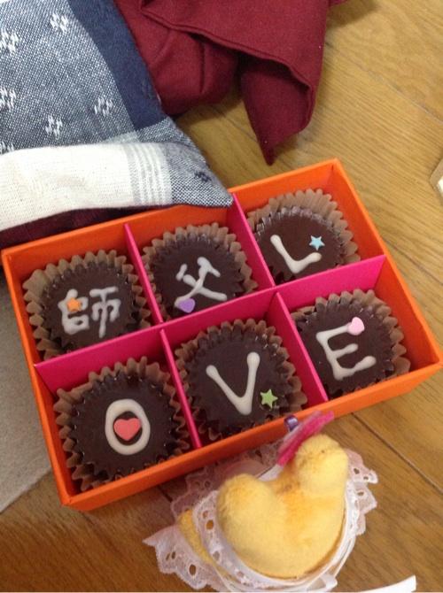 バレンタインデー10