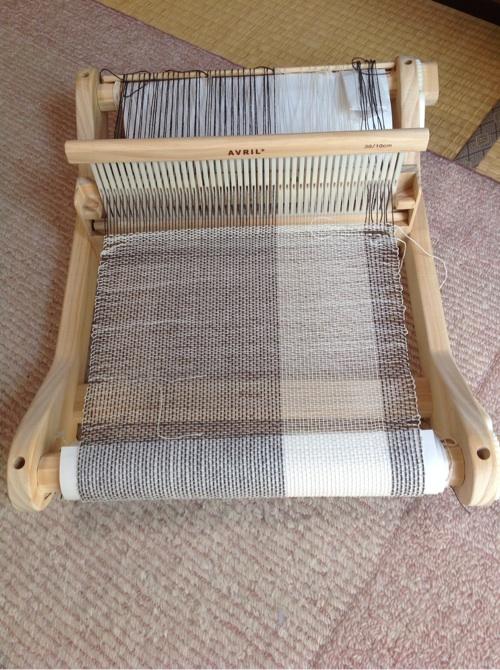 編み機10
