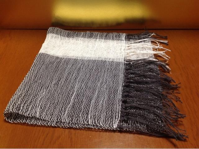 編み機12