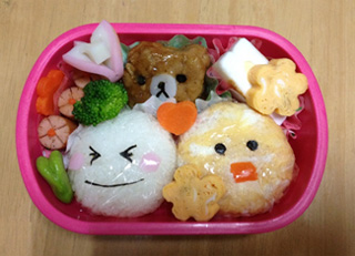 LINE TOWN弁当