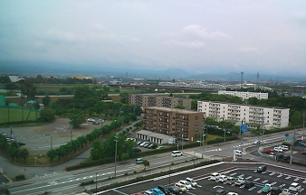 七階からの景色