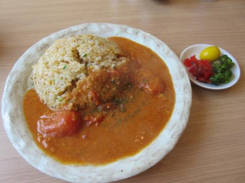 食べチャイナカレー(キーマ)