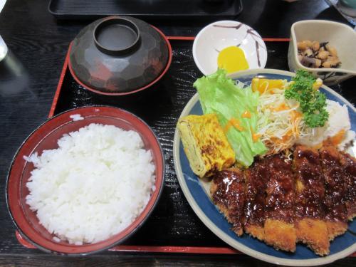 ランチ定食(肉)