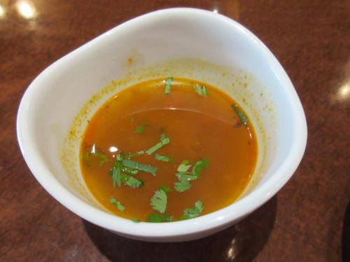 南インドスープ