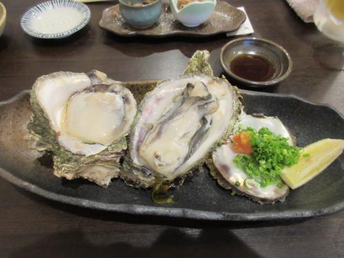 岩牡蠣 二人前