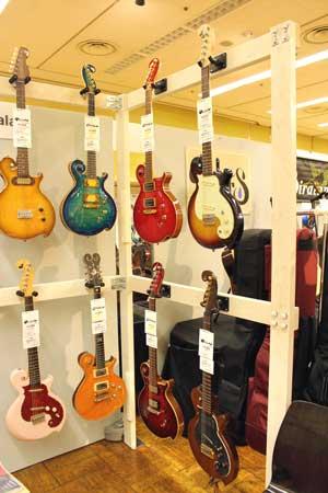 東京ハンドクラフトギターフェス2015-4