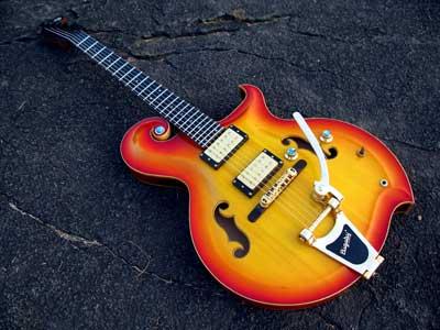 ビータギタラーズ・ミリンジェギター