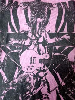 ギターTシャツ3