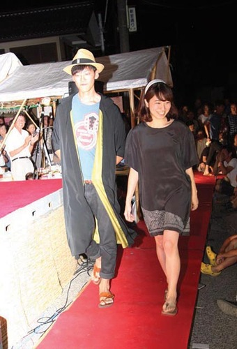 古着ファッションショー02
