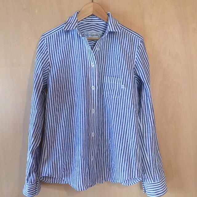ストライプシャツ1