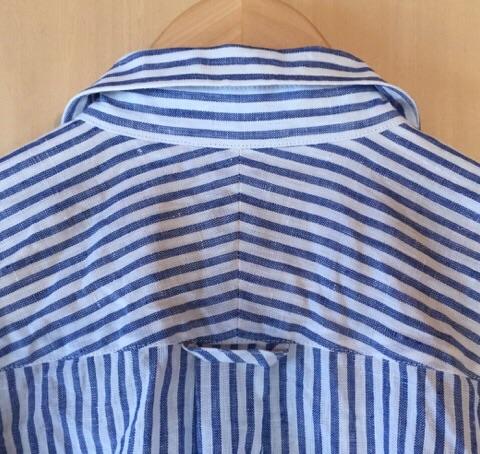 ストライプシャツ2