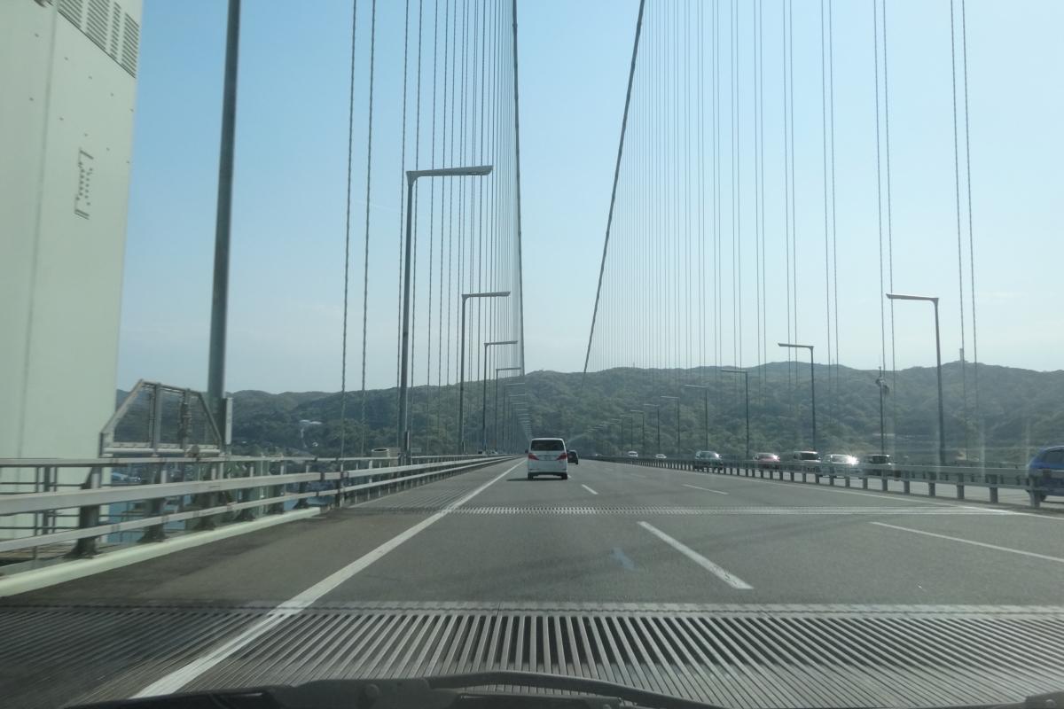 橋わたりまーす