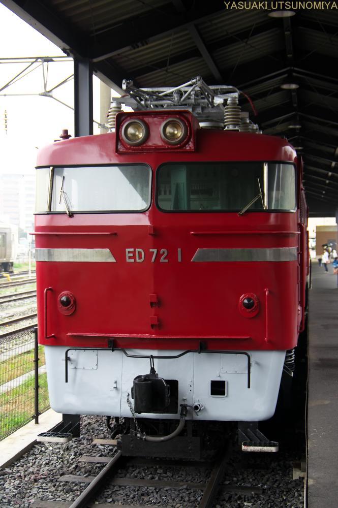 九州鉄道記念館ED721
