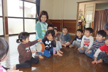 親子教室1月1