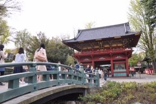 3根津神社