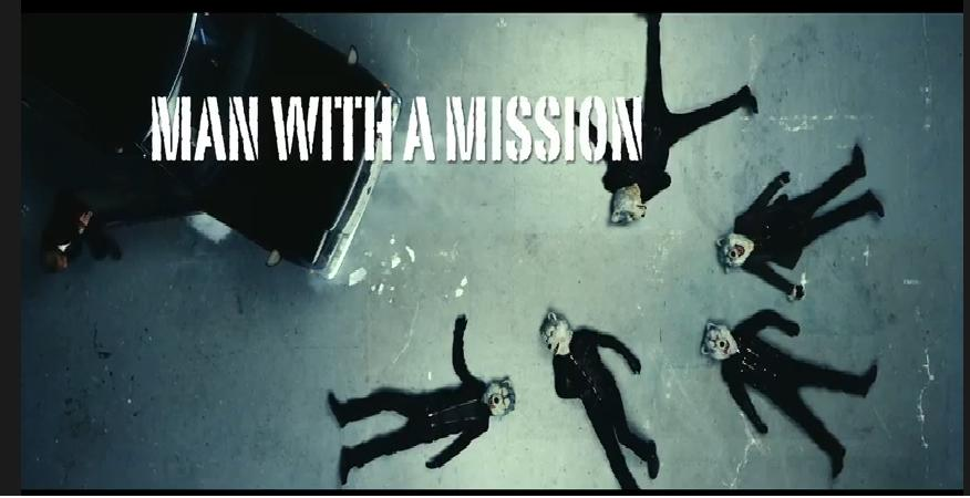 MAN WITH A MISSION 『Seven Deadly Sins』