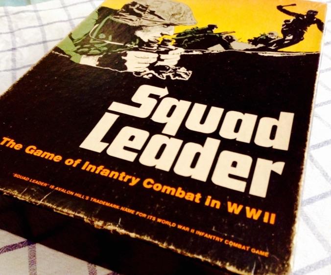 Squad Leader!