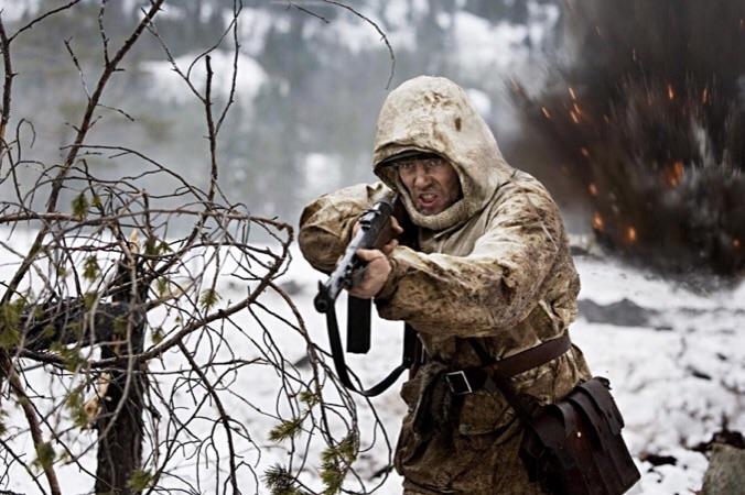 冬戦争従軍時のマヌス