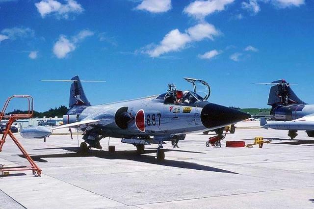 F104 スターファイター!