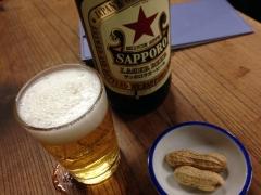 斎藤酒場:ビール