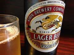 たけした:ビール