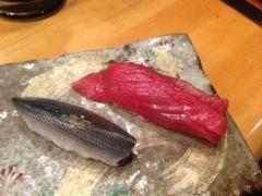 銀貨一枚:寿司