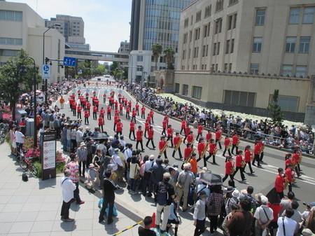ザ・よこはまパレード。